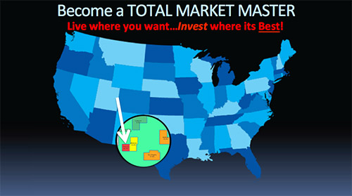 Become a Total Market Master - Live Where You Want... Invest Where Its Best Odessa Texas