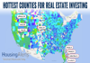 9 Hottest COUNTIES for Real Estate Investing