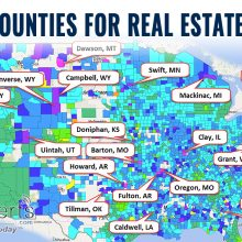 Counties For Real Estate - Housing Alerts