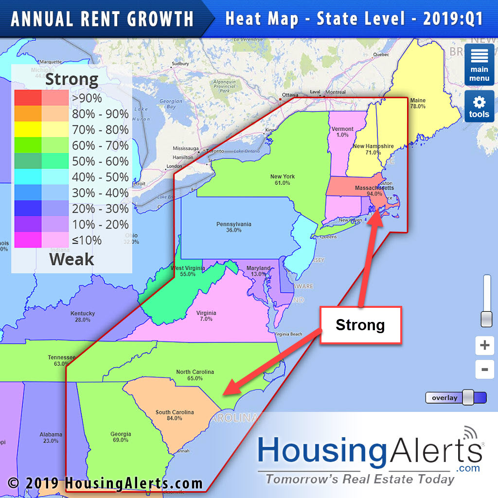 How To Find Rent Growth, Appreciation & Cash Flow Markets